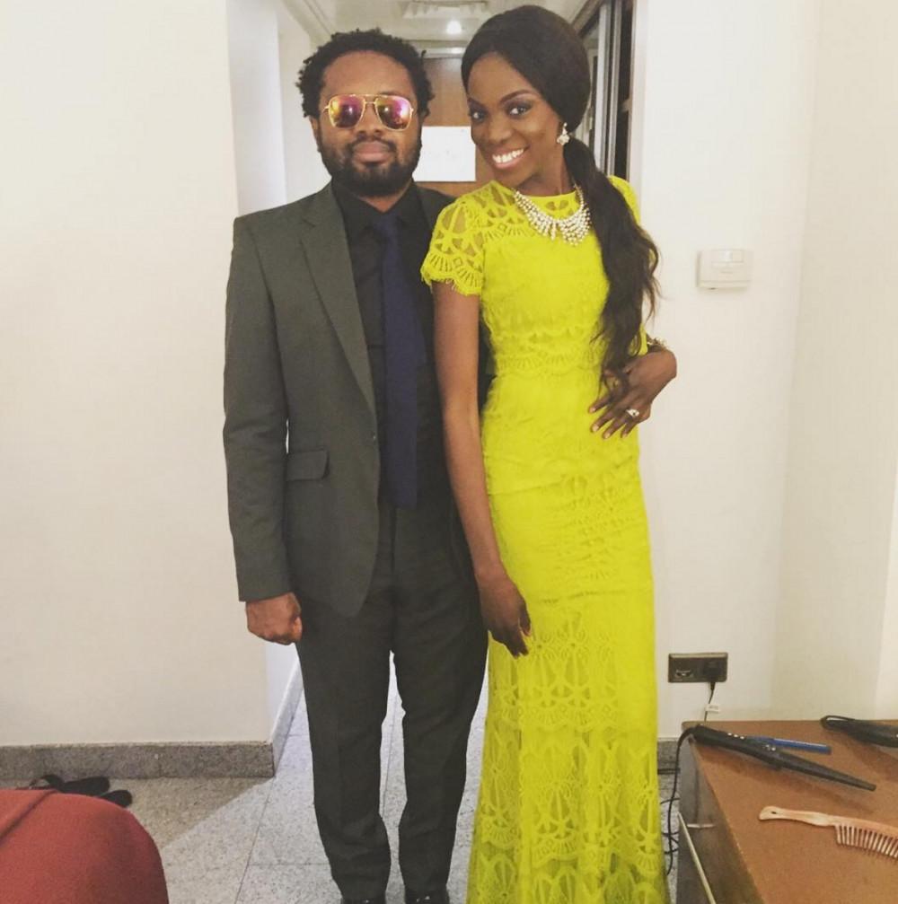 cobhams and wife ojuola