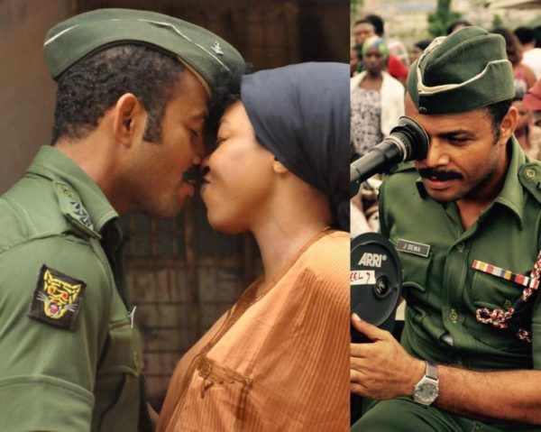Rita Dominic and Ramsey Nouah's Q & A on their New Movie '76
