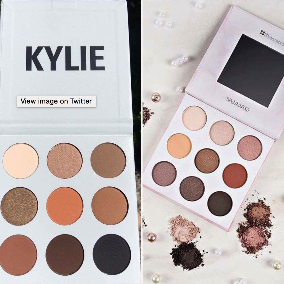 kylie jenner shaaanxo eyeshadow bellanaijaScreen Shot 2016-07-30 at 00.21.3572016_