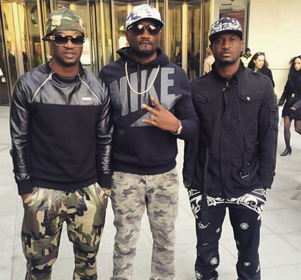 P-Square reportedly Split Up - BellaNaija