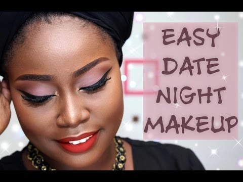 bn beauty bold eyeliner  poppin' red lips  get this