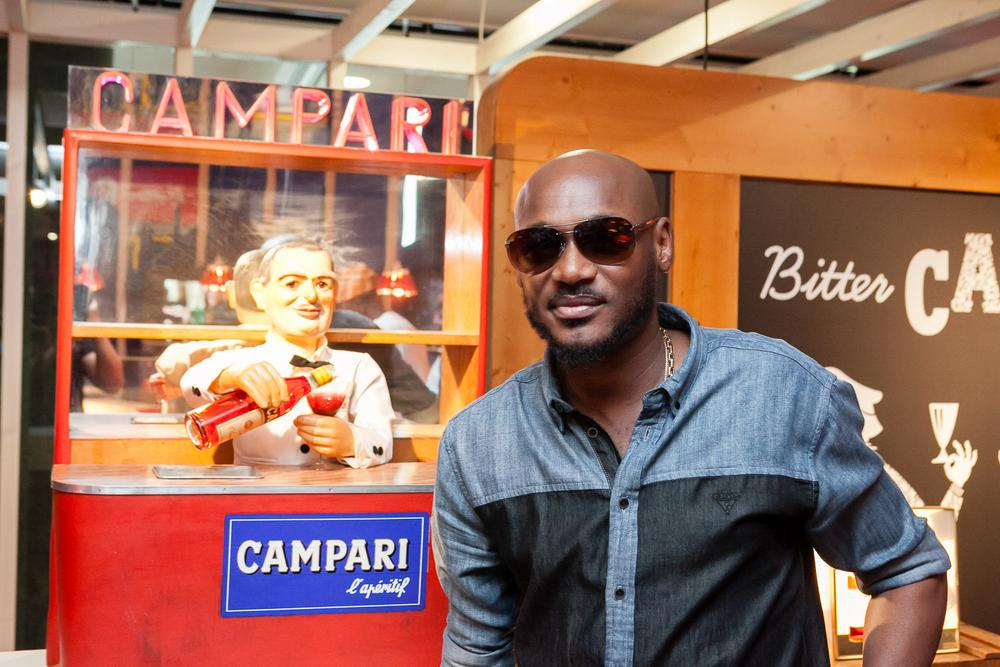 2Baba at Home of Campari 19