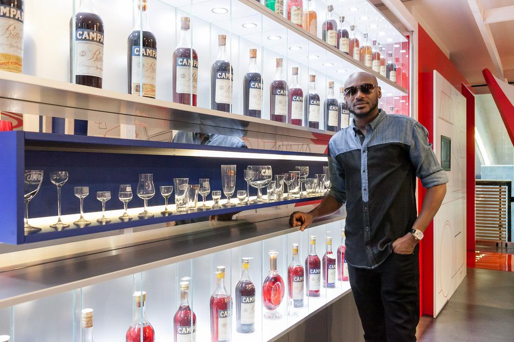 2Baba at Home of Campari 20