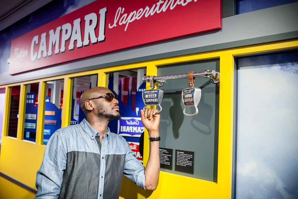 2Baba at Home of Campari 22