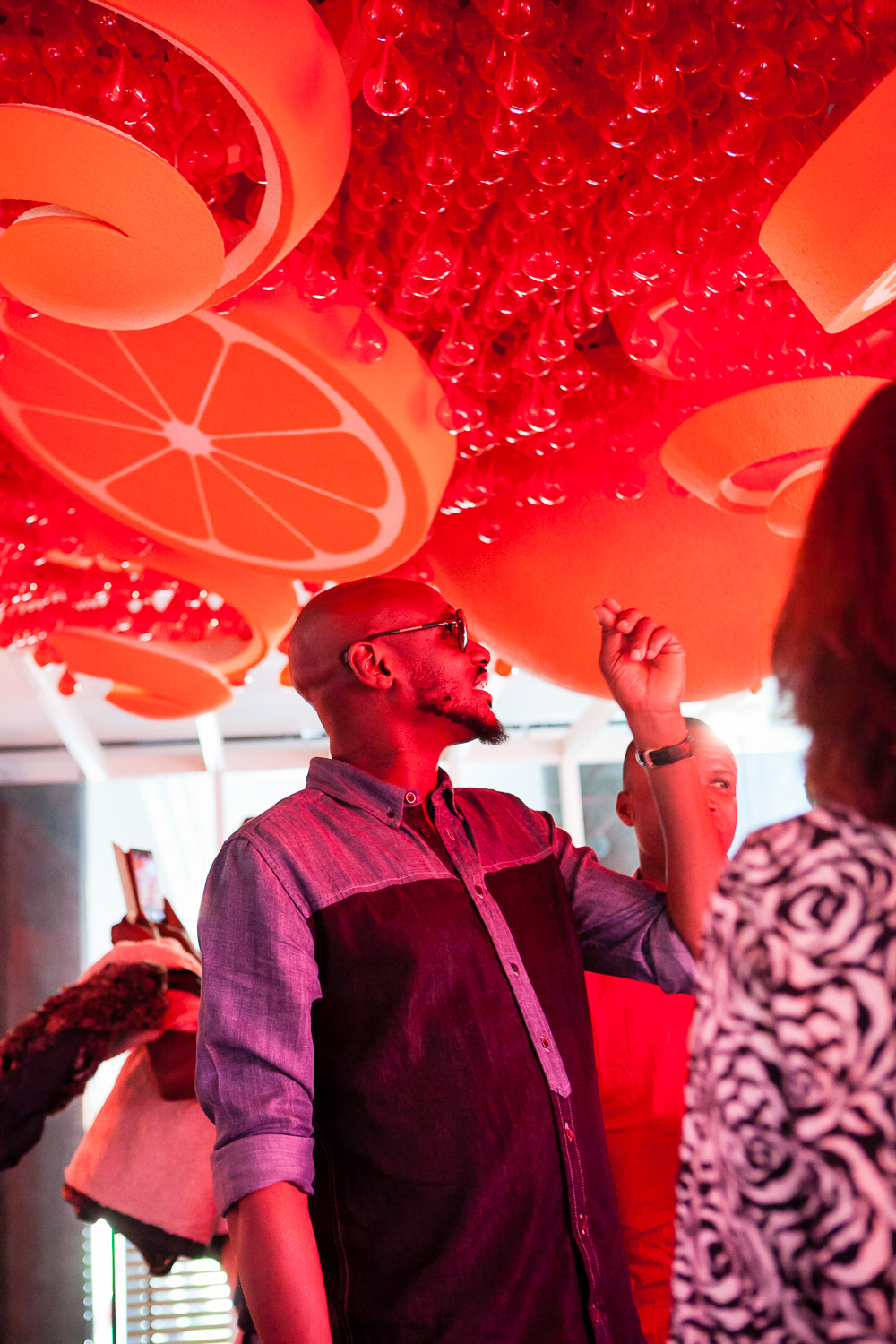 2Baba at Home of Campari 23