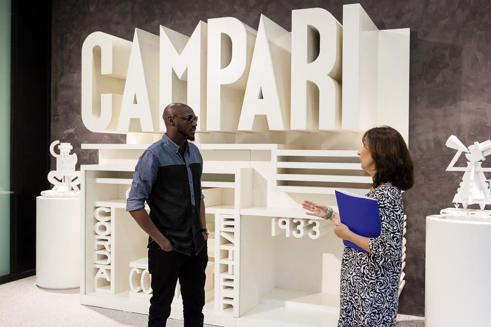 2Baba at Home of Campari 27