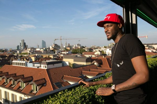 2Baba spotted in Milan 4