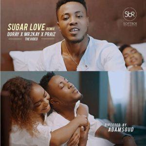 2kay, Doray Praiz Sugar Love 02