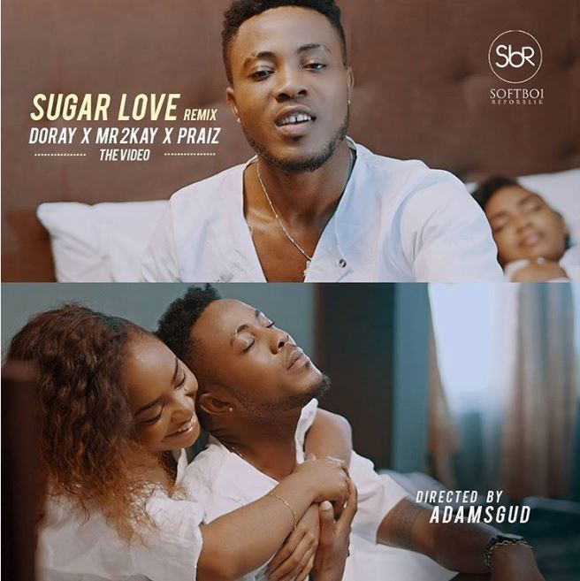2kay, Doray Praiz Sugar Love 02