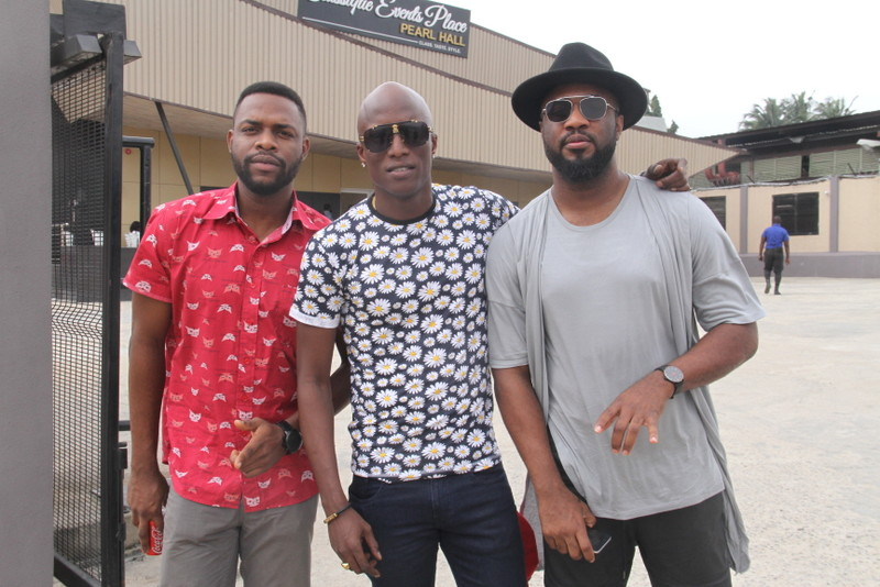 Efa, N6 and Praiz