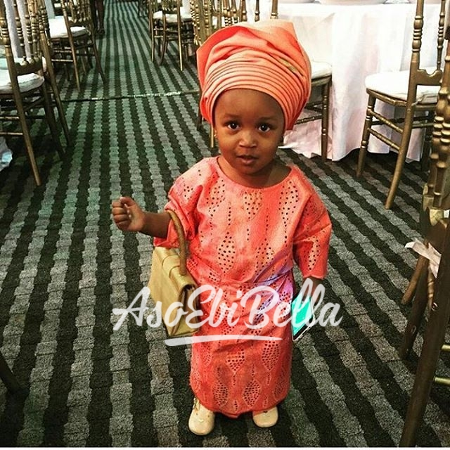 @iamdrsid's baby girl at #titiatijimi