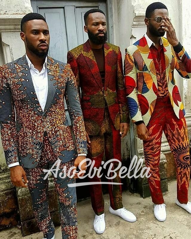@kamsitcharles shot by @ogoh_clem Styling @papaoyeyemi Models @mrluchii @chris_okagbue @richassani