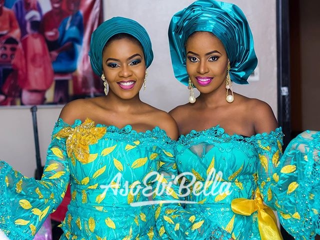 @lollylolzy Makeup, Gele and photo by @oteniaramakeovers