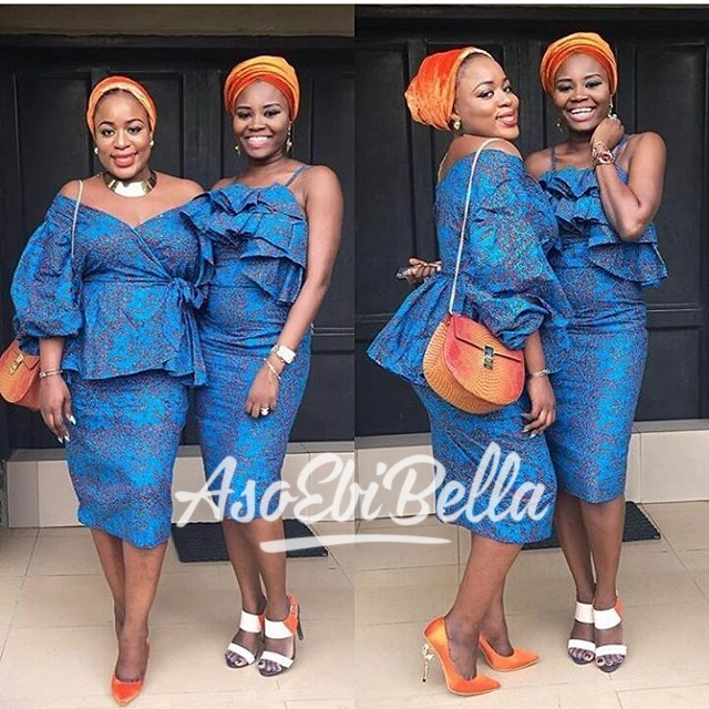 @officialellamo X @honiemixx Oufits by @mides_closet Shoes @elitestyles1 Turban by @trending_ng