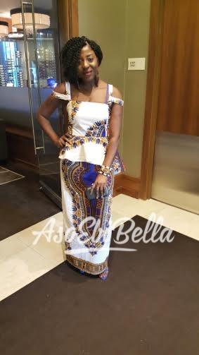 @shirley_yamoah in @nana_afia_designs.