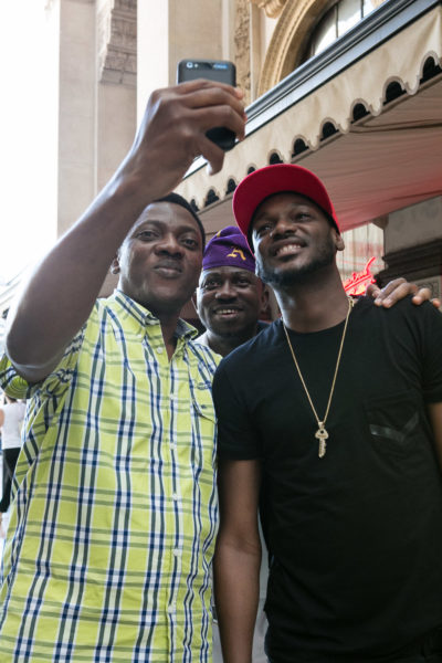 Abayomi Ajao, Ayeni and 2Baba