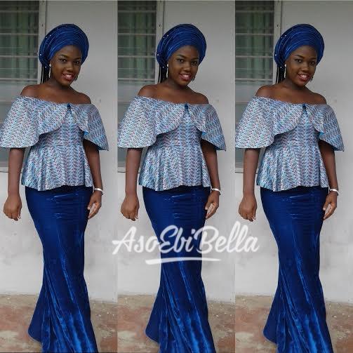 Abimbola Aladedeji in @balqisoutfit MUA @araaexclusivemakeova