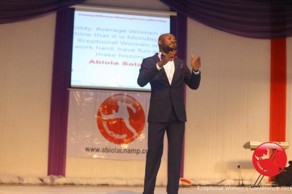 Abiola Salami, Keynote Speaker _ Visioneer of The Xceptional Women Network