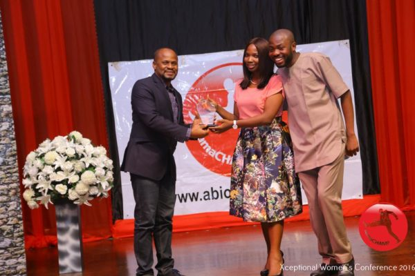 Abisola Ajayi Recipient of Xceptional Young Woman Award - Technology Category