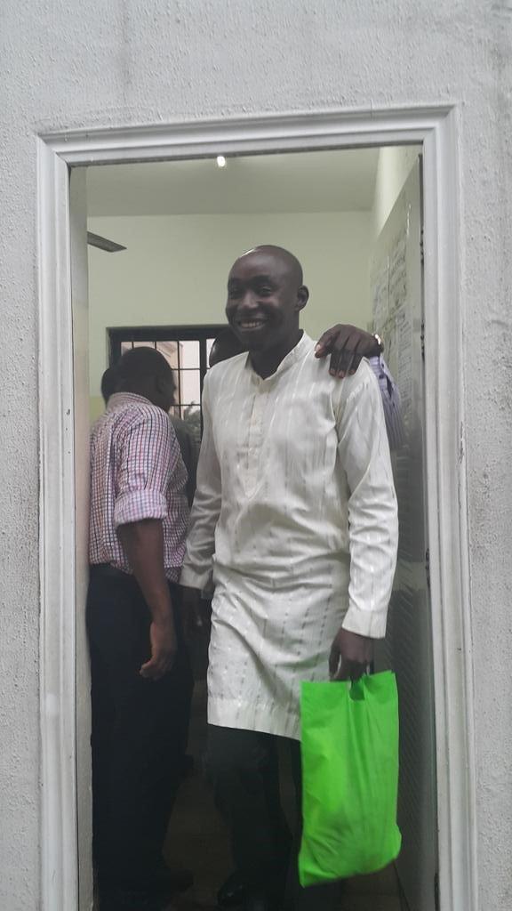 Abu Sidiq Released