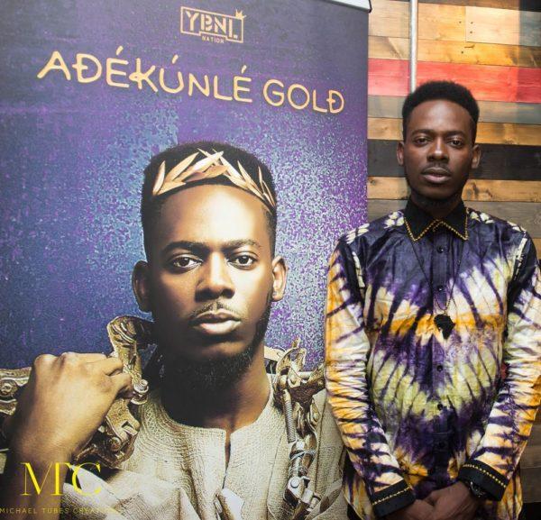 Adekunle Gold Album Listening Party. ©Michael Tubes Creations