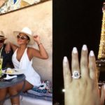 Adrienne Isreal Bling Proposal BellaNaija