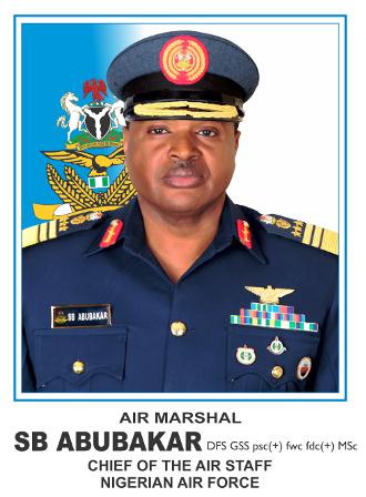 Air Marshall Sadique Abubakar