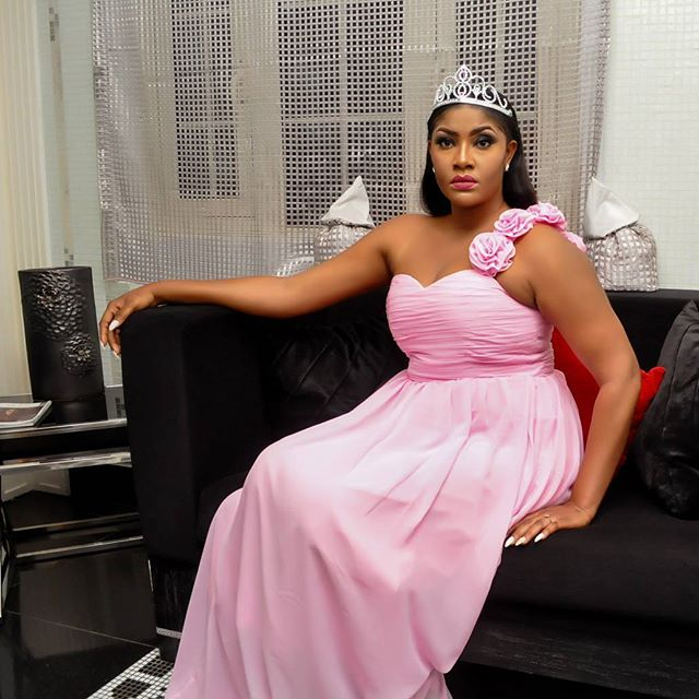 """I don't need anybody to sponsor me"" - Angela Okorie"
