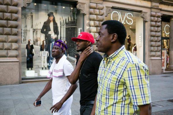 Ayeni Adekunle, 2Baba and Abayomi Ajao