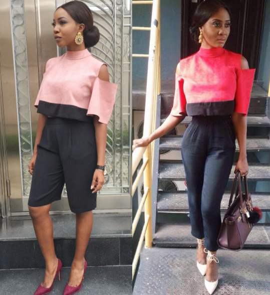 BN Pick Your Fave - Ini Dima-Okojie & Toni Tones in Shop Maju - BN Style - BellaNaija.com - 01
