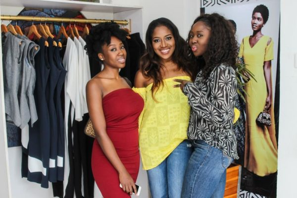 Beverly Naya, Honey Ogundeyi, Sika Osei