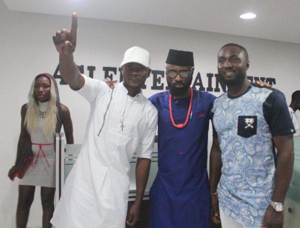 Buckwylla, IKEchukwu Onuorah and Wande Adeniyi
