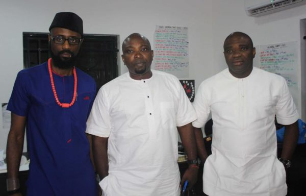 COO-Mr. iKEchukwu Onuorah, CEO-Mr. Wole Adeniyi and a director of the company- Mr. Goke Adeniyi