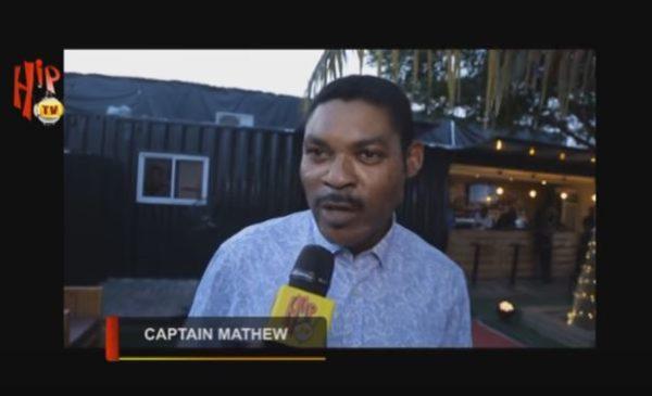 Captain Matthew Ekeinde
