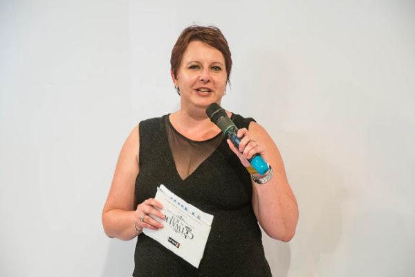 Centre Manager Ikeja City Mall; Sonja Denecker