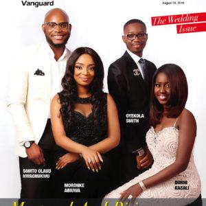 Vanguard Allure Profiles Fast Rising Event Planners – Somto Claud Nwachukwu, Moronke Abiuwa, Oyekola Smith & Dunni Kasali in 'The Wedding Issue'
