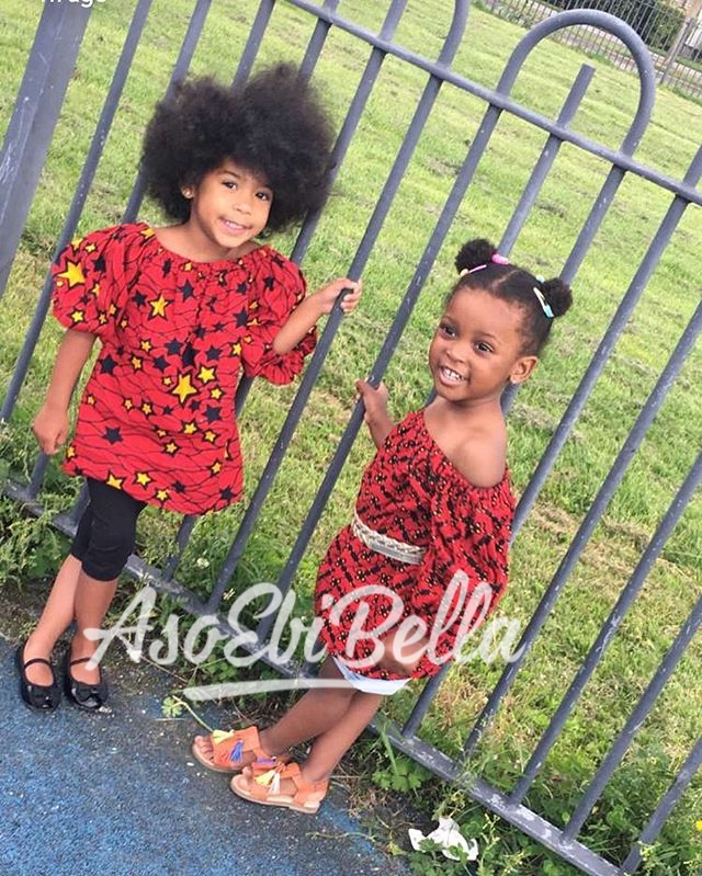 Cuties in @areedahfabrics
