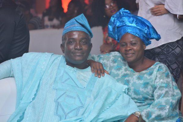Adekunle Gold's Parents