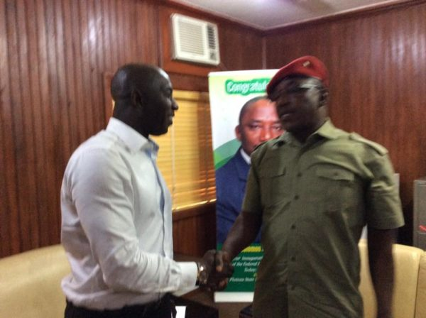 Dalung Visits Siasia2