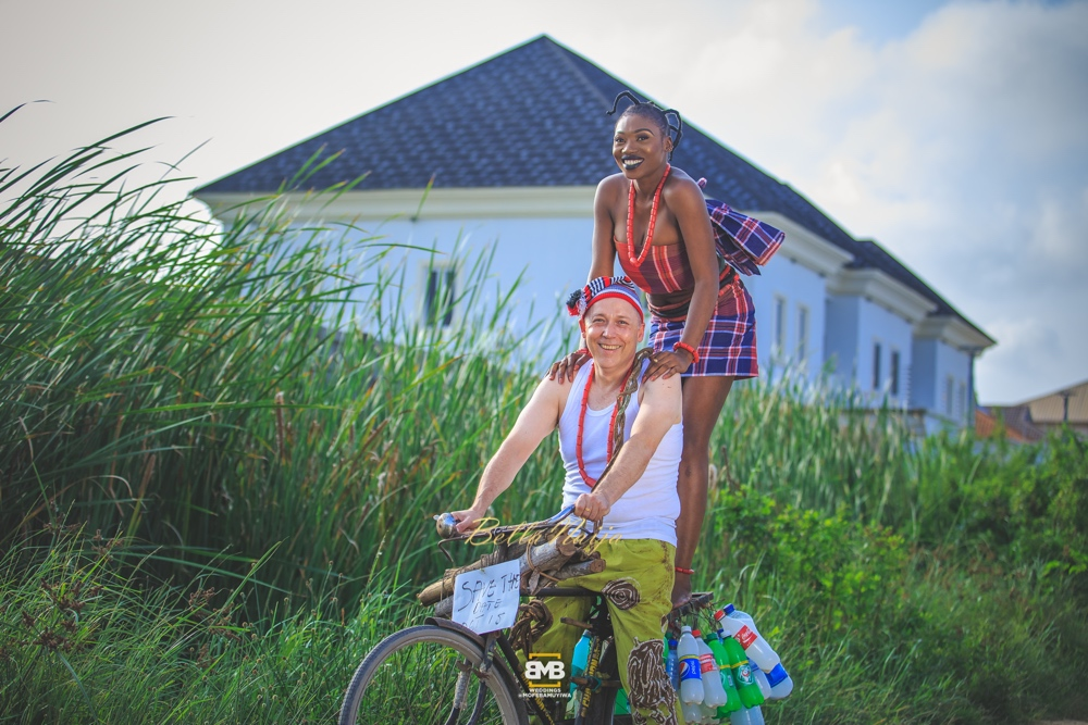Dian and Toni Pre-Wedding Shoot in Lagos, Nigeria_15