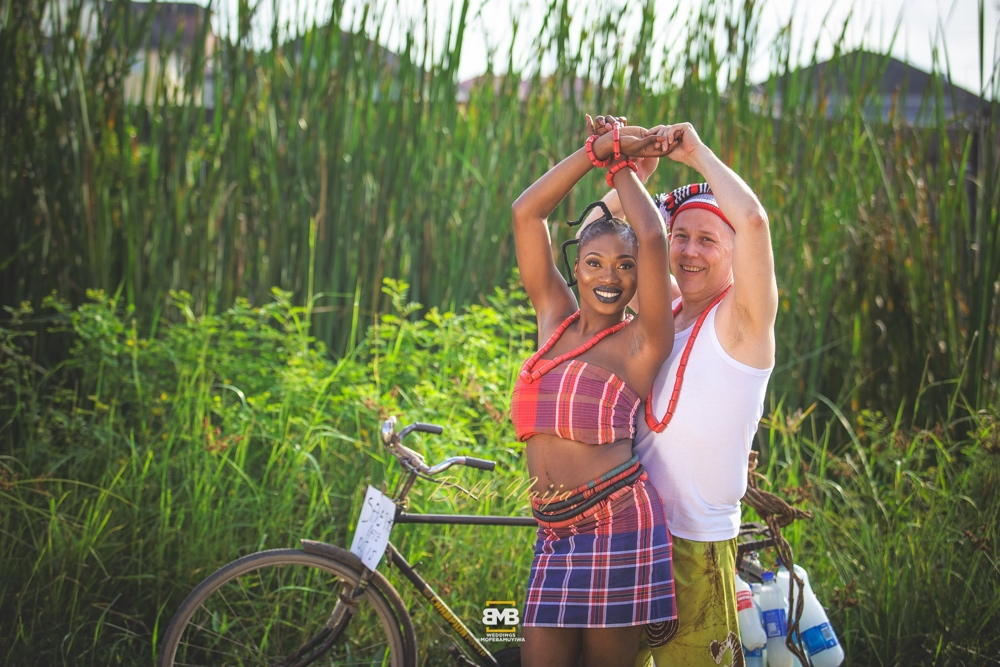 Dian and Toni Pre-Wedding Shoot in Lagos, Nigeria_22