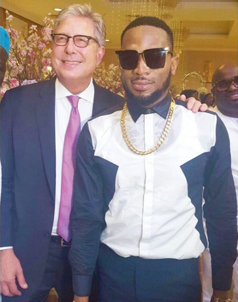 Don Moen, D'banj and Swanky Jerry_1