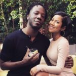 Dot da Genius & Jhene Aiko in happier times