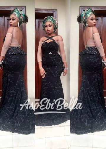 Dress by @abibizzstitches