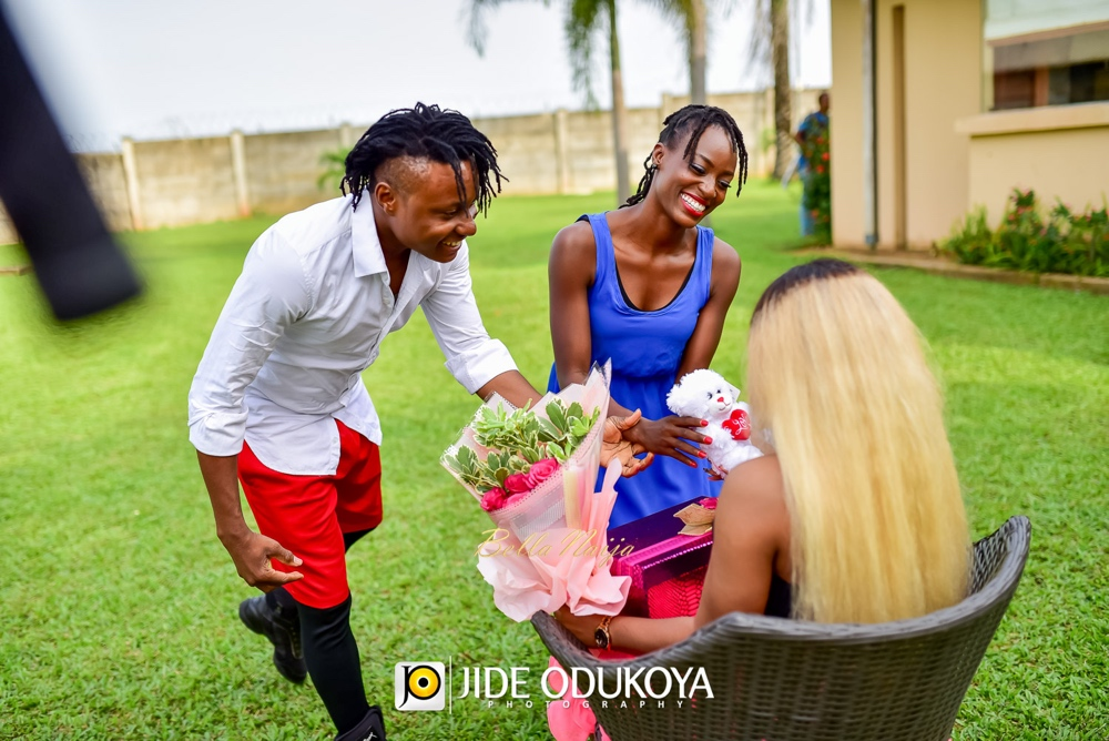 Ejike and Mabel Flash Mob Proposal in Lagos by Lovebugs NG_Epe Resort Lagos_August 2016_BellaNaija BNbling_40