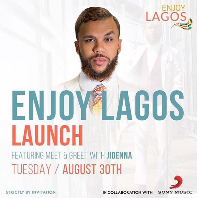 Enjoy Lagos Jidenna