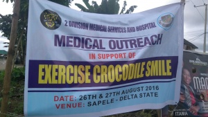 Exercise Crocodile Smile Outreach2