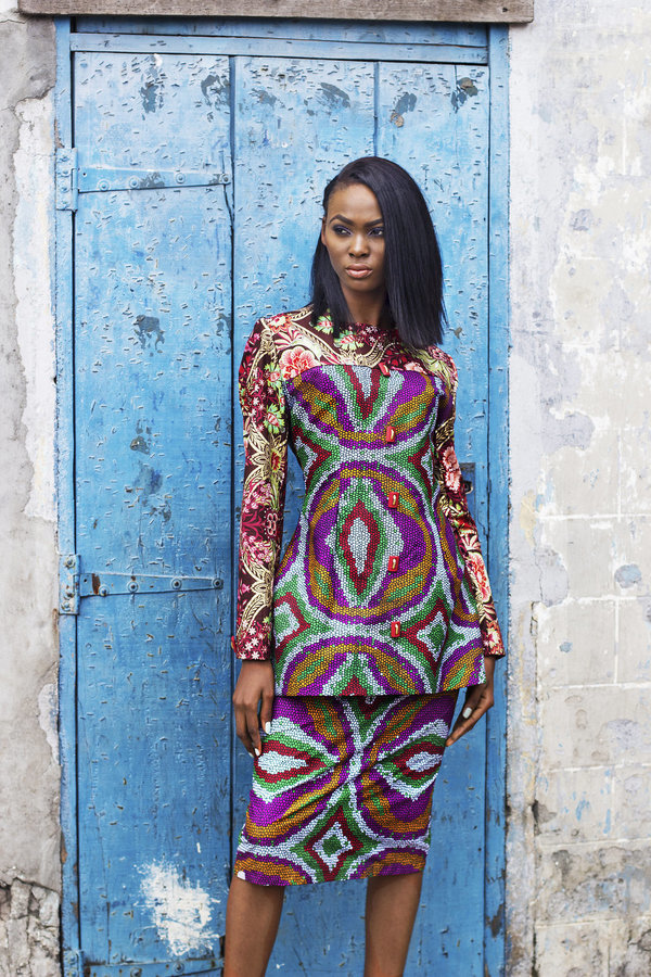 Ezinne Chinkata's Zinkata Collection - BN Style - BN - 011