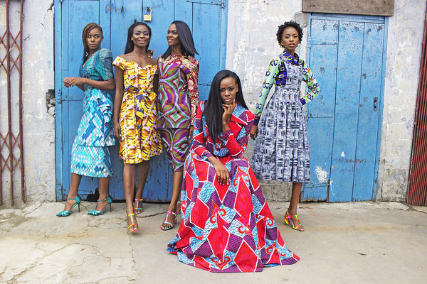 Ezinne Chinkata's Zinkata Collection - BN Style - BN - 012