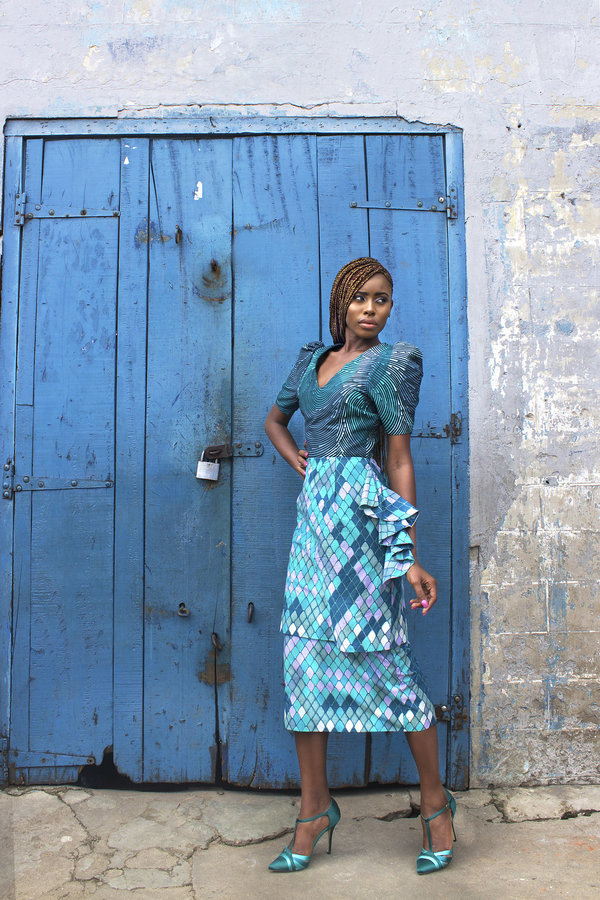 Ezinne Chinkata's Zinkata Collection - BN Style - BN - 02